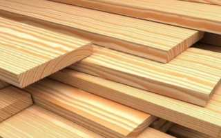 Модуль упругости древесины