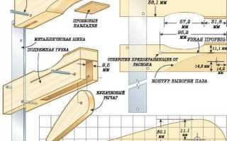 Самодельная струбцина: инструкция по изготовлению