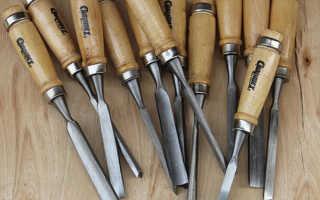 Долото — ручной столярный инструмент