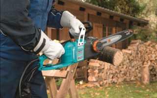Электрическая пила по дереву — обзор инструментов