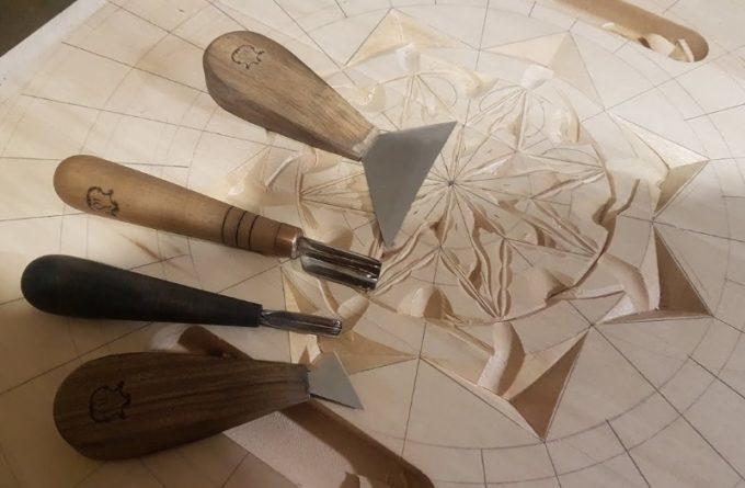 Инструменты для геометрической резьбы