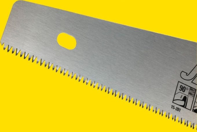 ножовка для поперечного пиления