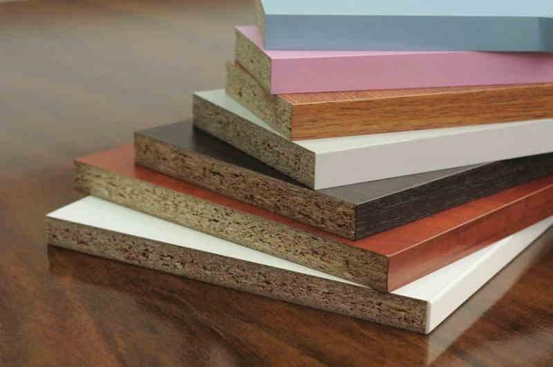 Ламинированная ДСП для изготовления мебели