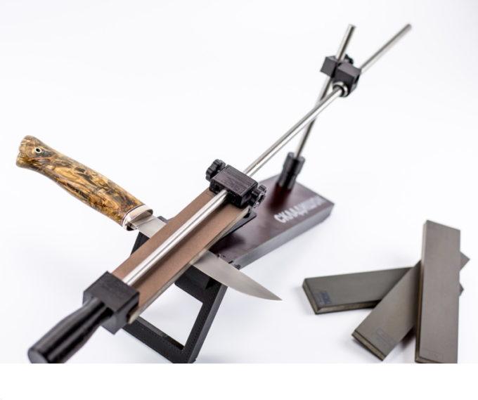Механическая точилка для ножей