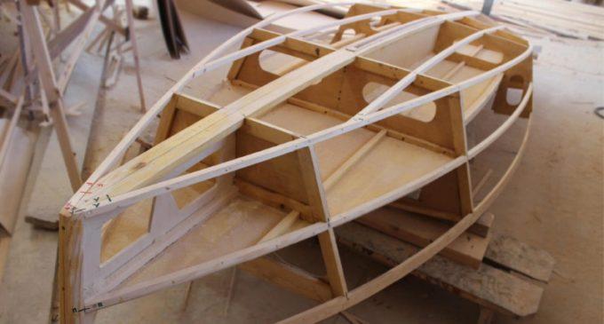 Особенности лодки из фанеры