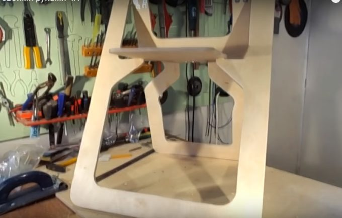 Готовый раскладной стул