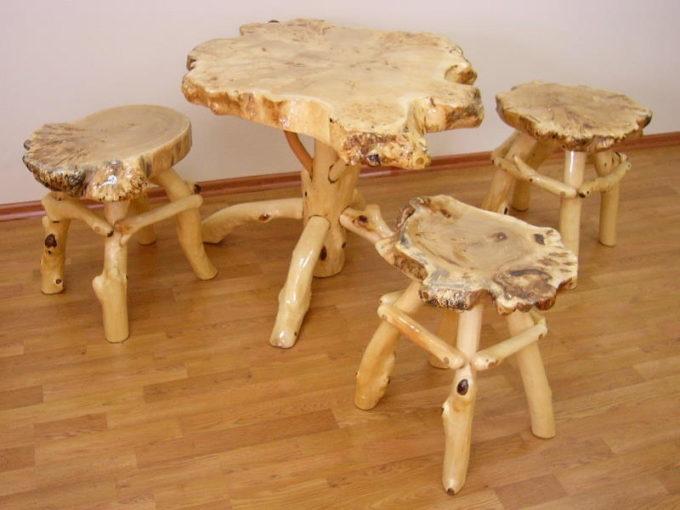 Мебель из тополя