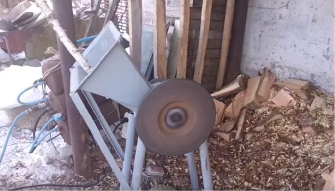 Дробилка древесных отходов своими руками