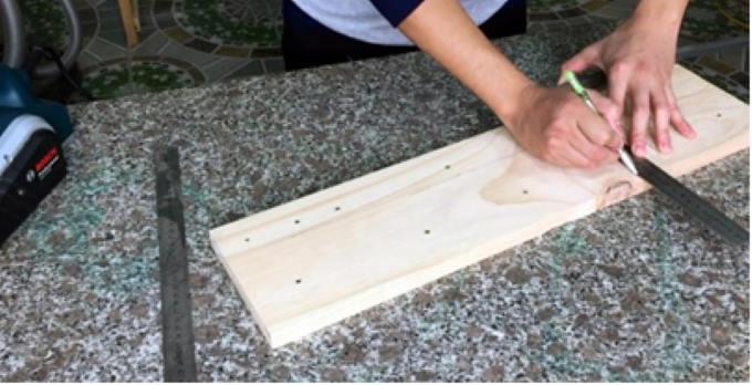 Изготовление стола для фуганка