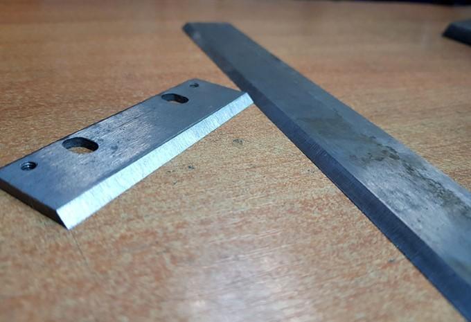Ножи для фуганка